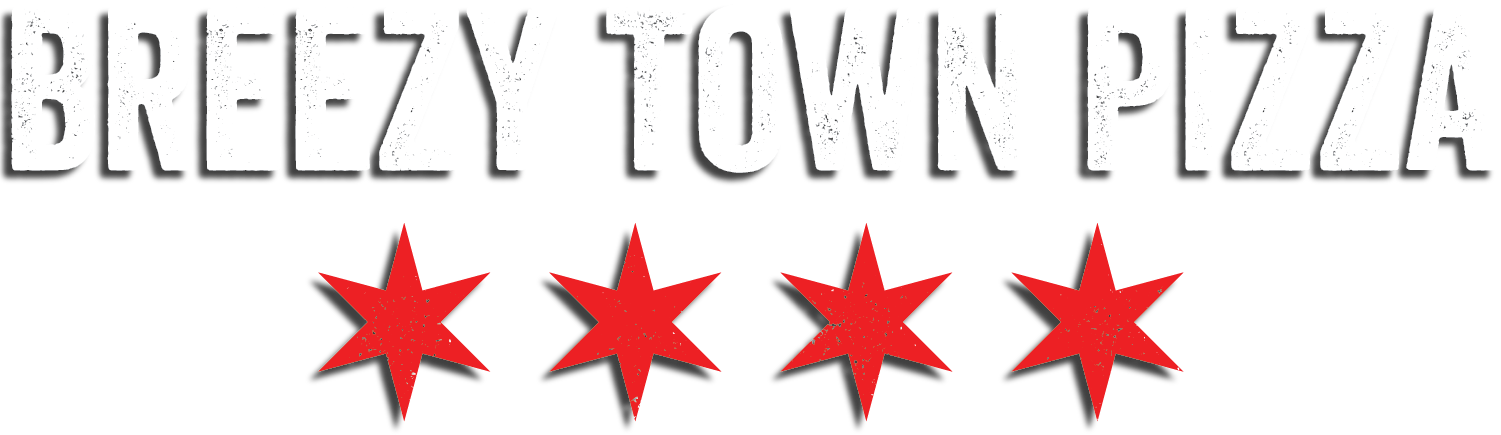 Breezy Town Pizza Logo