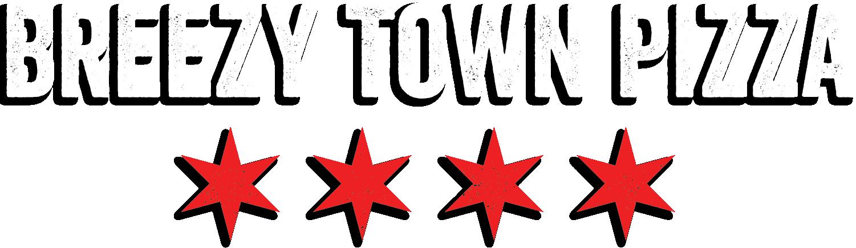 Breezy Town Pizza Logo